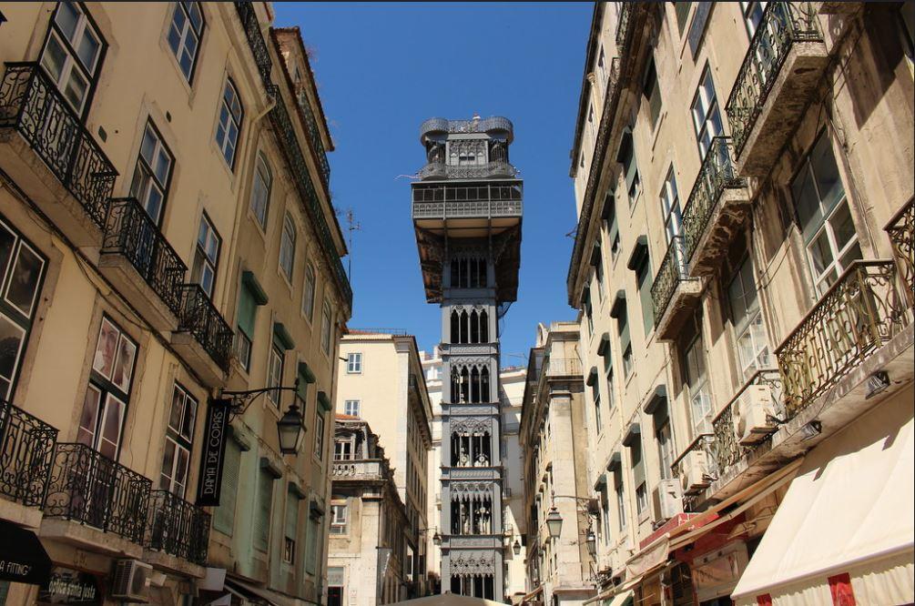 Elevador de Santa Justa: o famoso monumento da baixa lisboeta
